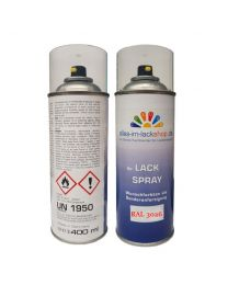 Leuchthellrot RAL 3026 Tagesleuchtfarbe  neonhellrot Neonfarbe in 400ml Spraydose