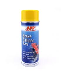 APP Bremssattellack Gelb Brake Caliper 400ml Spraydose