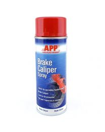 APP Bremssattellack Rot Brake Caliper 400ml Spraydose