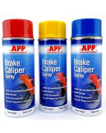 APP Bremssattellack Blau Brake Caliper 400ml Spraydose