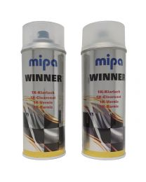 Mipa Klarlack Matt 400ml Spraydose Winner Acryl 1K